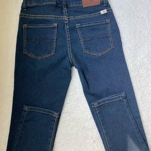 Lucky Brand Zoe Jegging kids Size 10